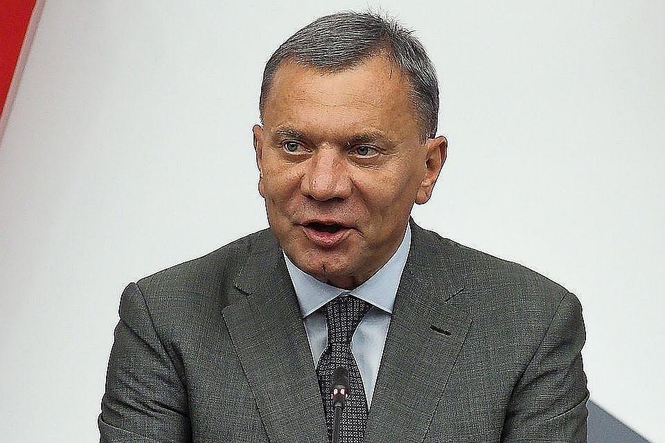 Вице-премьер РФ Юрий Борисов
