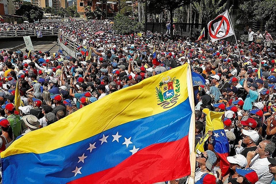 Венесуэла успела сделать платеж подолгу перед Россией без штрафа