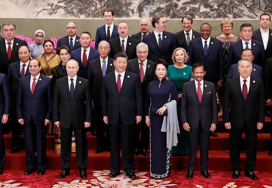 На форуме в Пекине заключено 283 соглашения на $64 млрд