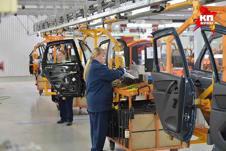 Запорожский автомобильный завод  распродает имущество ицеха из-за долгов