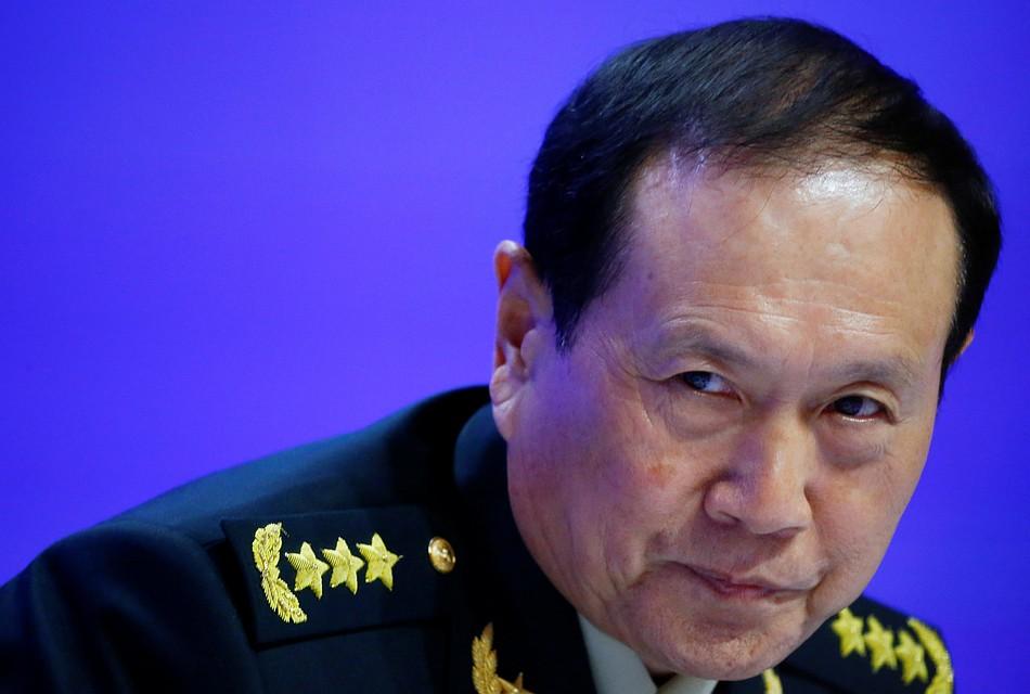 Министр обороны Китая: мыбудем воевать сСША доконца