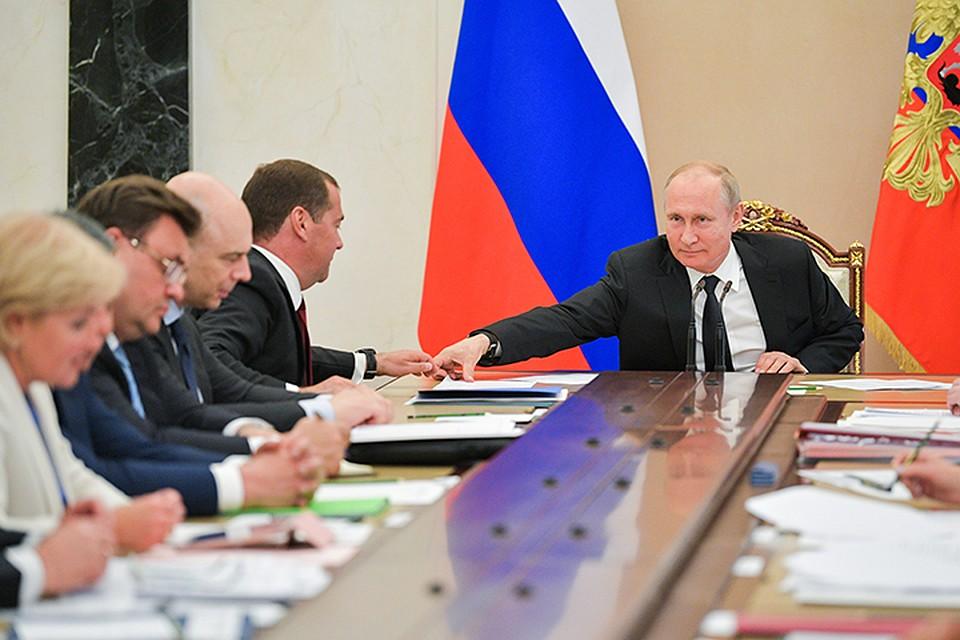 Путин потребовал освободиться отявления «обманутых дольщиков» в РФ