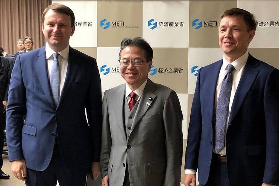 Япония реализует план премьера Абэ поразвитию связей сРоссией