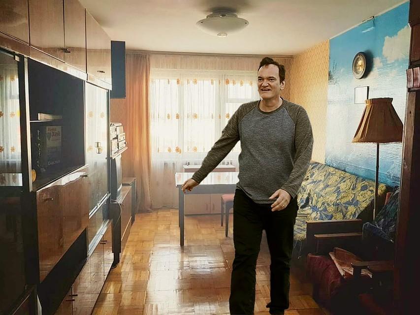 «Трёшка» без треша: Квентин Тарантино «оценил» выставленную на реализацию квартиру вЧелябинске