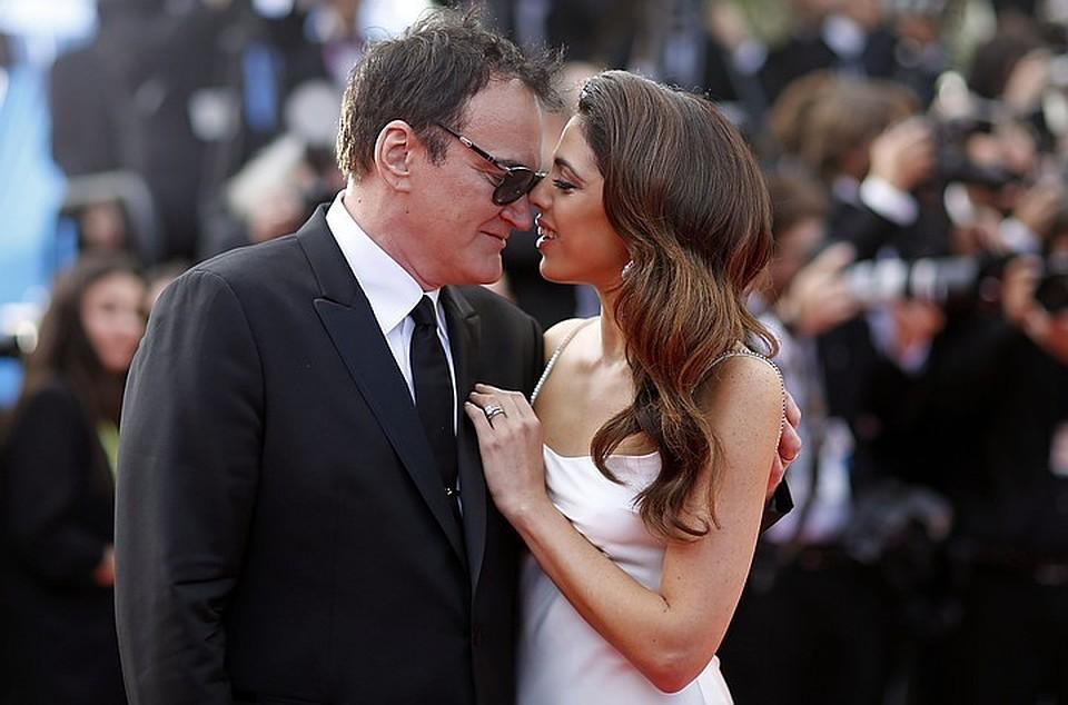Квентин Тарантино впервый раз  будет  отцом: молодая супруга  кинорежиссера  беременна
