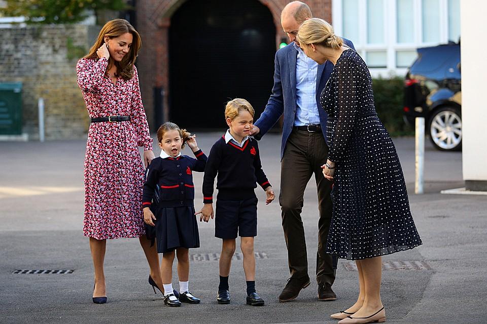 Кейт Миддлтон беременна 4-м сыном