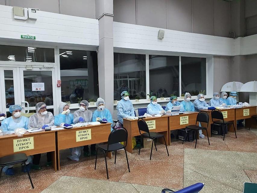 ВОмске зафиксированы три первых случая заражения коронавирусом