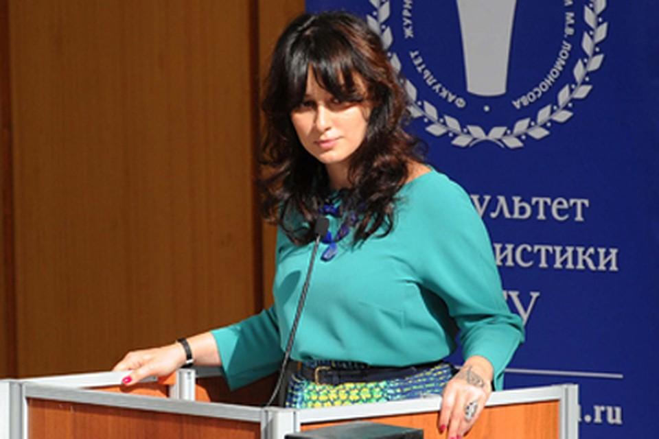 В Москве текст диктанта прочитали Канделаки и Быков