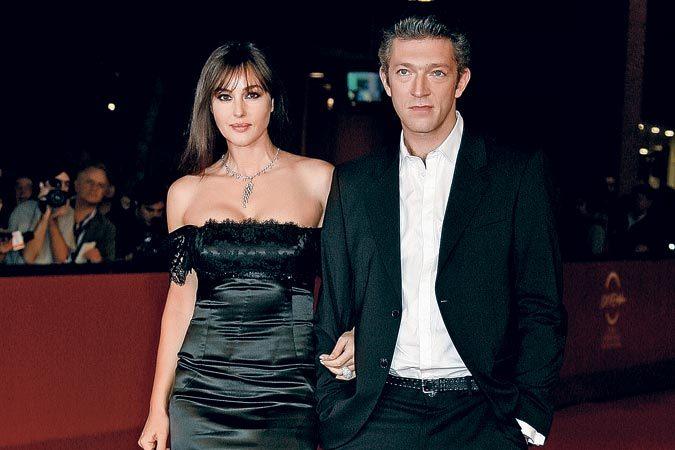 Моника Беллуччи и Венсан Кассель: фото из семейного альбома картинки