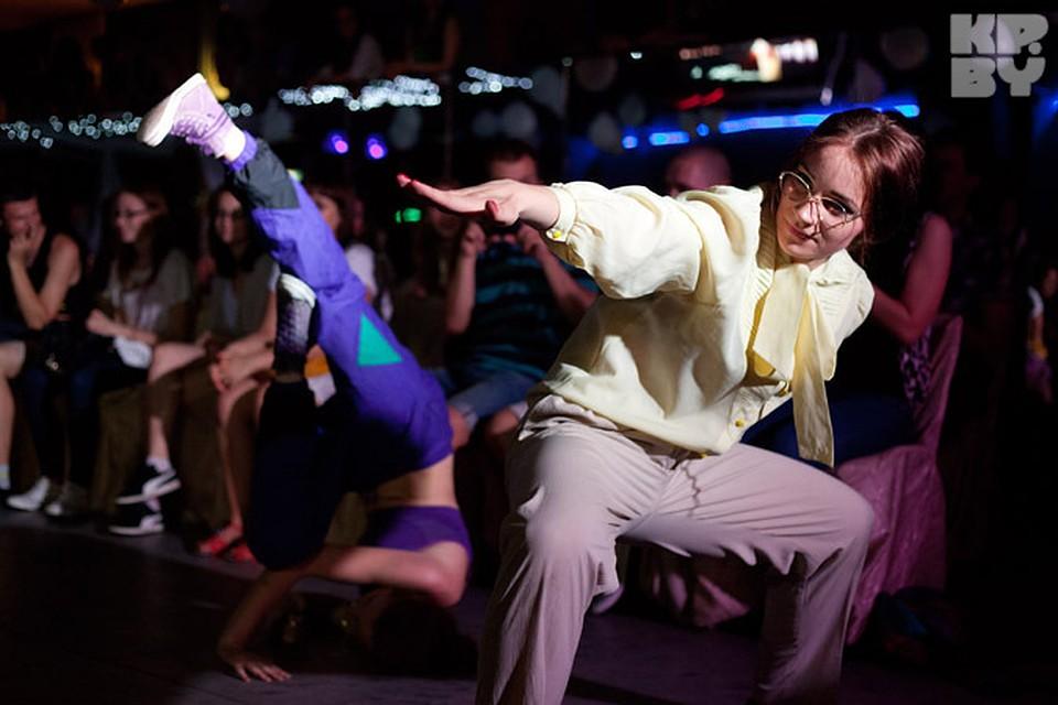 вог фото танцы