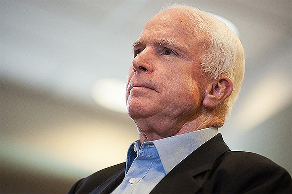 Сенатор-республиканц Джон Маккейн все-таки опубликовал в коммунистической «Правде» свою реакцию на статью Владимира Путина в The New York Times