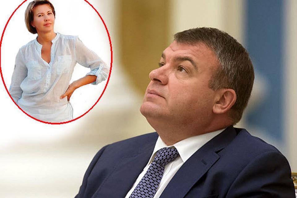 Анатолий Сердюков вернулся в семью и раскаялся перед женой Юлией за свои амурные похождения