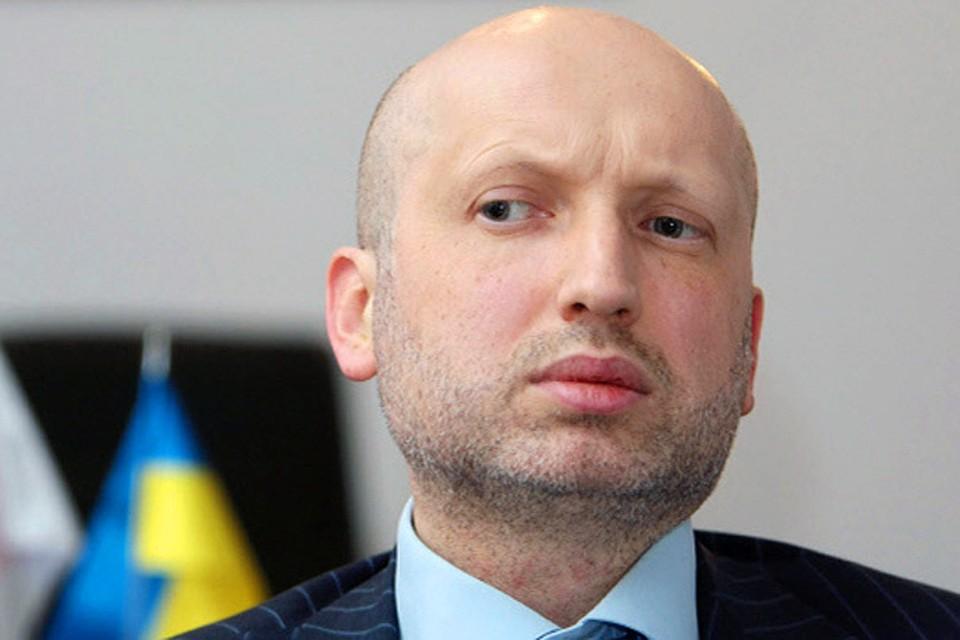 И.о президента на Украине назначен Александр Турчинов