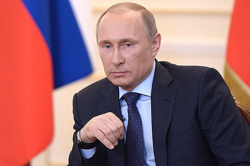 Владимир Путин: Россия не собирается присоединять Крым и вводить войска на Украину