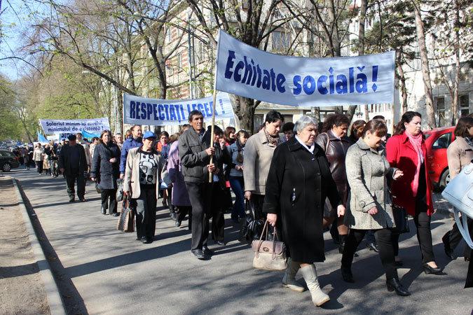 В профсоюзе работников образования и науки состоят около 123 тысяч человек
