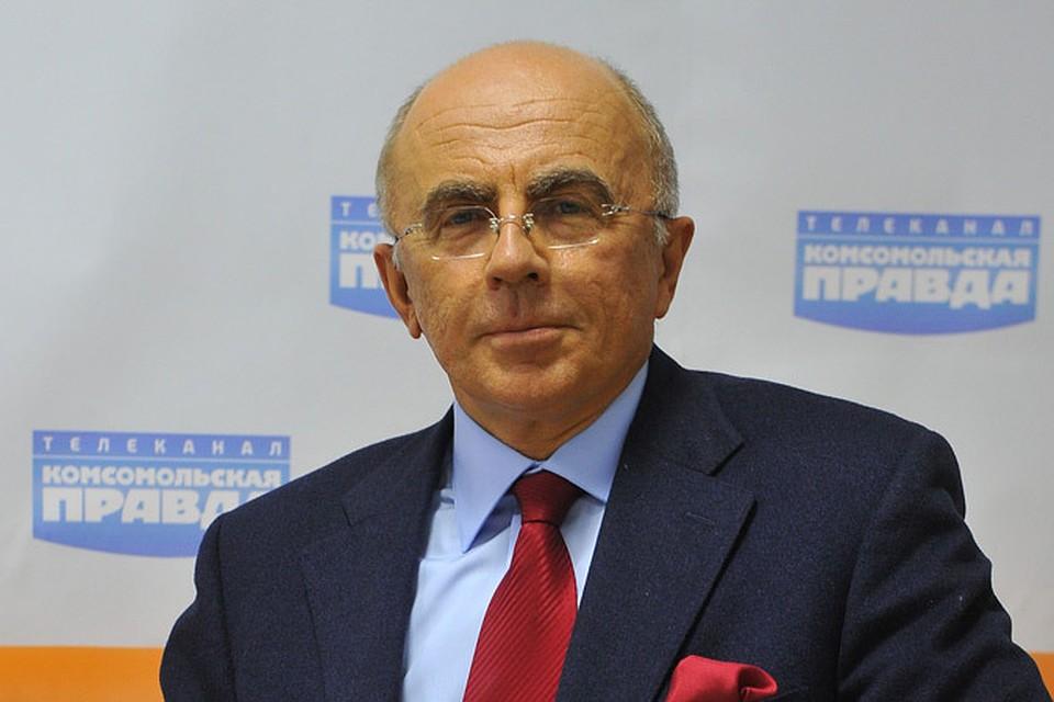 Александр Запесоцкий.