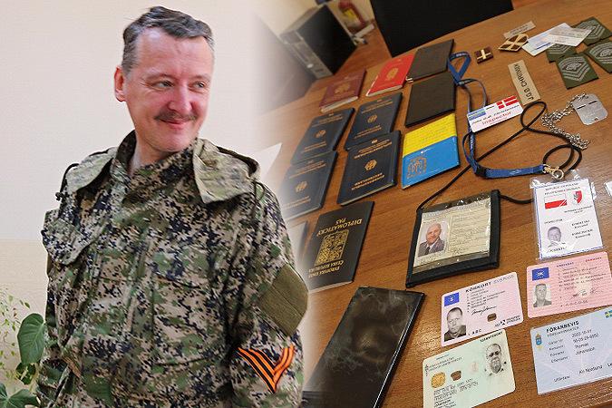 Командующий самообороной Славянска Игорь Стрелков: Задержанные наблюдатели — кадровые разведчики
