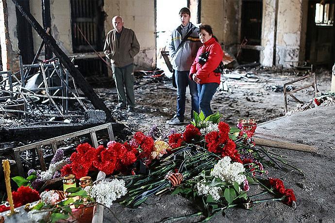 Корреспондент «КП» из Одессы: следствие по трагедии 2 мая не ведется