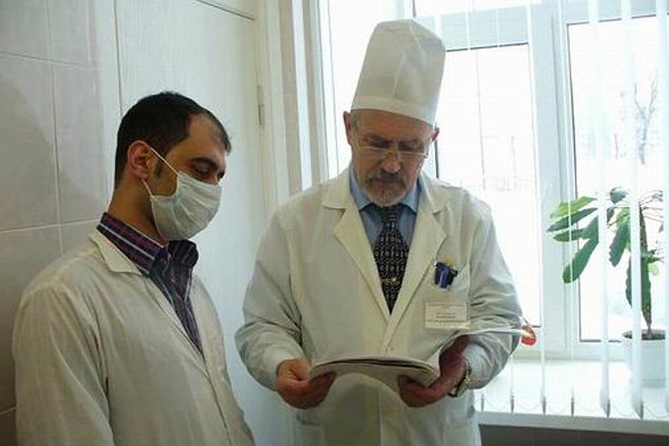 Исследование вирусного гепатита с