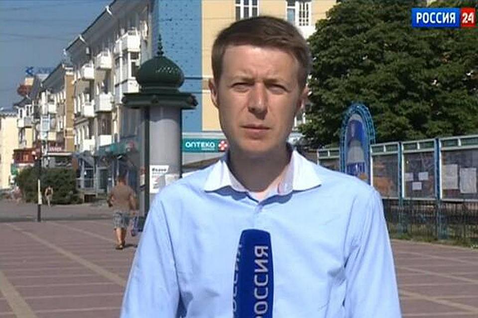 Российский журналист получил тяжёлое ранение во время минометного обстрела под Луганском