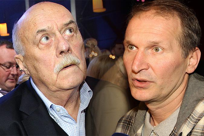 """Говорухин и Добронравов из сериала """"Сваты"""" устроили скандал в Таллине"""