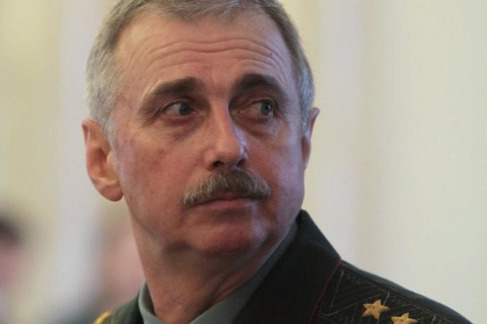 Замглавы СНБО Михаил Коваль