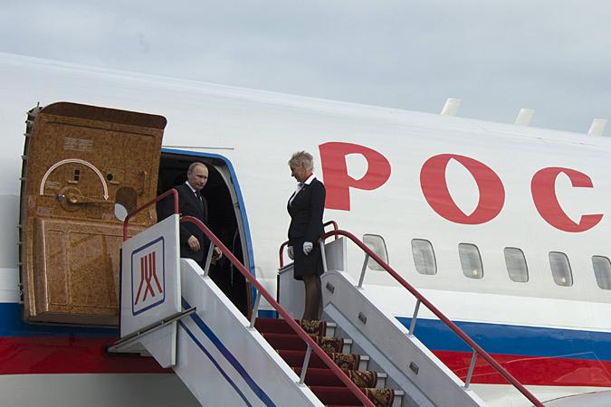 Российский борт «номер один» и малайзийский Boeing пересекались в одной и той же точке и в одном эшелоне
