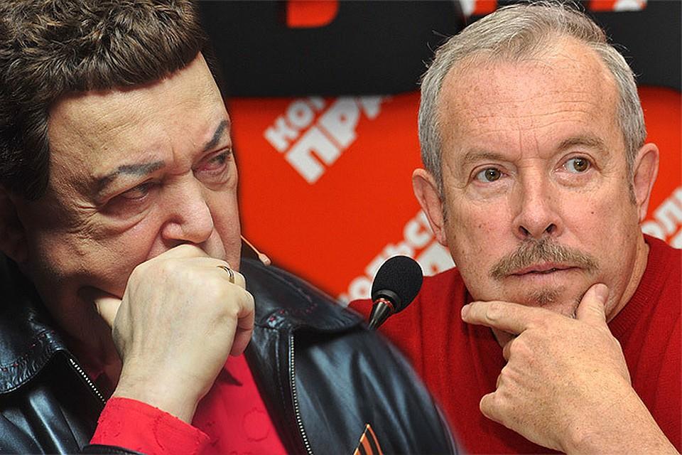 Иосиф Кобзон: «Я против, чтобы Андрея Макаревича лишали званий и наград. И готов сам поехать в Донбасс»