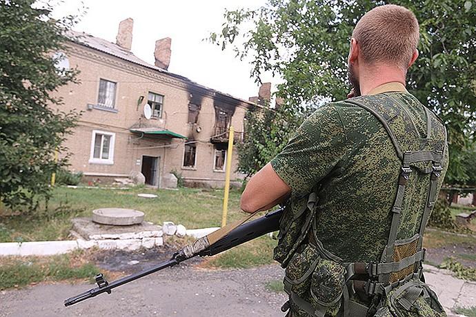 Корреспонденты «КП» одними из первых журналистов побывали в Иловайске, вокруг которого ведутся ожесточенные бои
