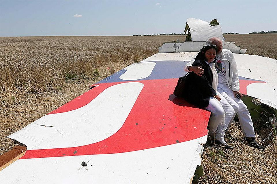 Первые результаты расследования авиакатастрофы над Донбассом: Летел. Упал. Черт знает, почему...