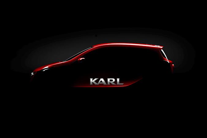 Модель получила имя «Karl» в честь одного из сыновей Адама Опеля