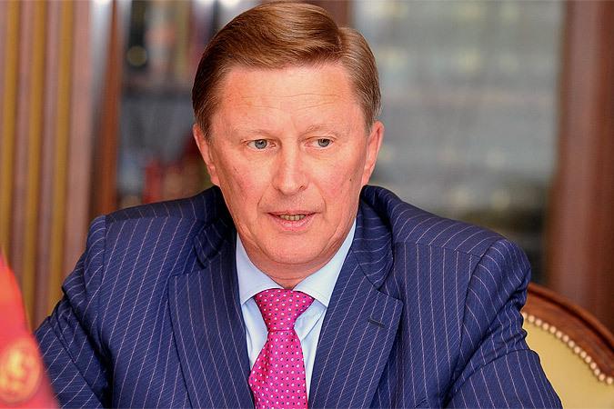 Глава администрации Президента РФ Сергей Иванов ответил на вопросы «Комсомольской правды».