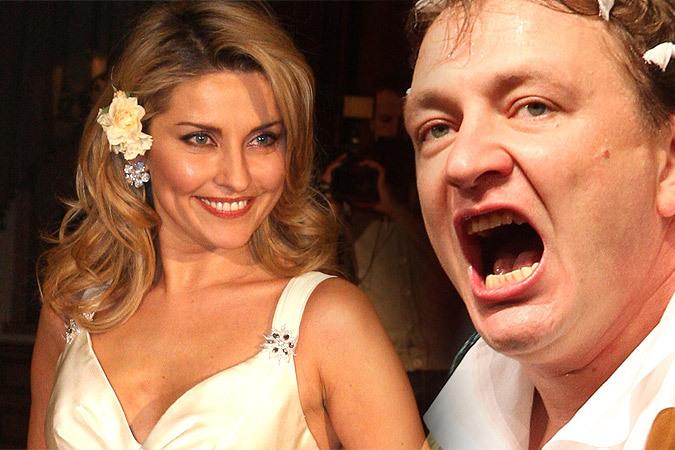 Екатерина Архарова будет добиваться возбуждения уголовного дела против избившего ее супруга