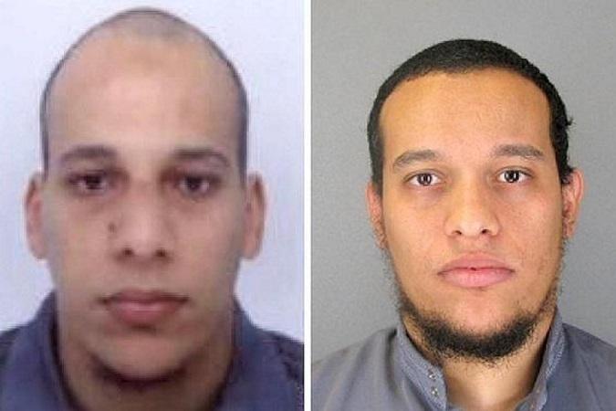 Преступники скрывались в типографии в небольшом городке неподалеку от Парижа