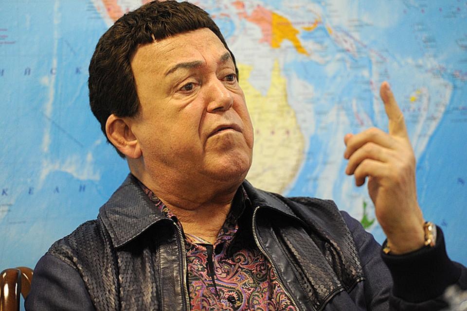 Так, в «черный список» попал и депутат Госдумы Иосиф Кобзон