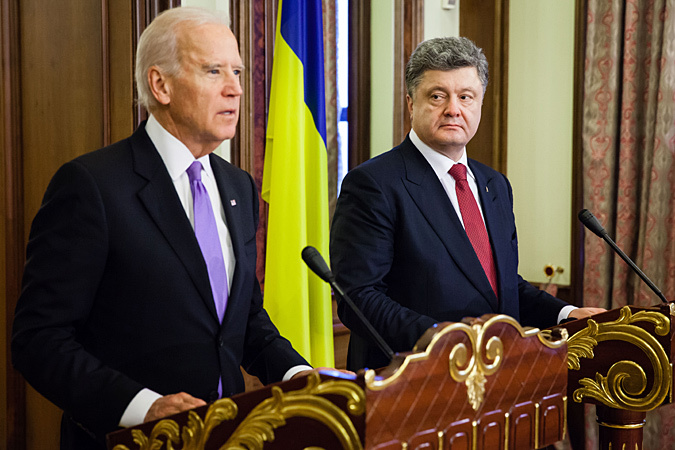 После парламентских выборов только после визита Джозефа Байдена смогли сформировать коалицию большинства и правительство