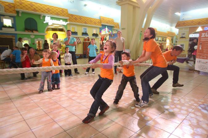 Ко Дню защиты детей «Комсомолка» и ТРК «Балкания NOVA» совместно c партнерами проводят большой праздник для самых дружных семей города «День здоровья»!