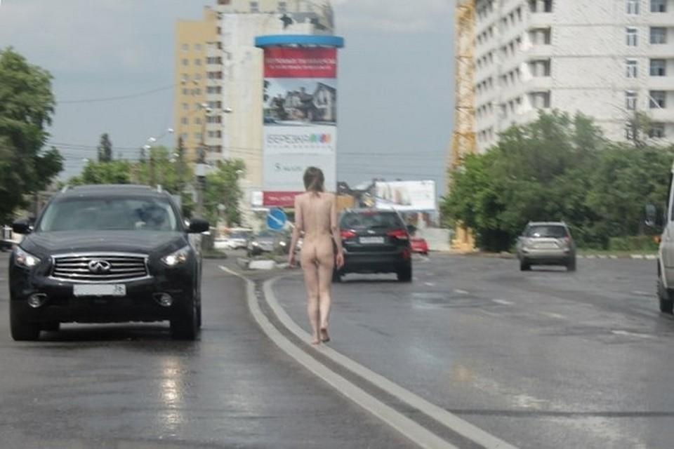 голые девушки в ворониже