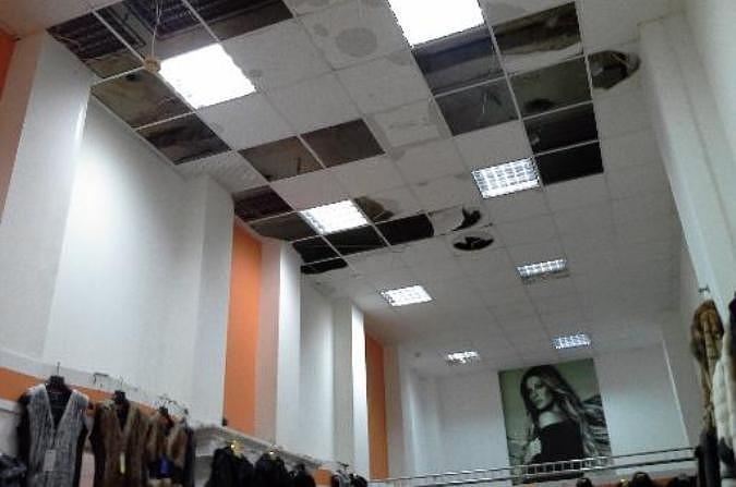 В торговом центре Астрахани