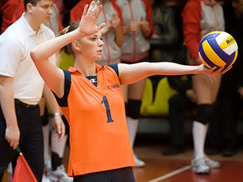Фото волейбола женского