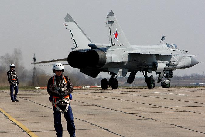 Русские МиГи сорвали блиц-криг США в Сирии