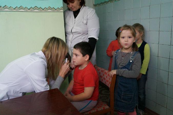 Лечебно охранительный режим детской больницы