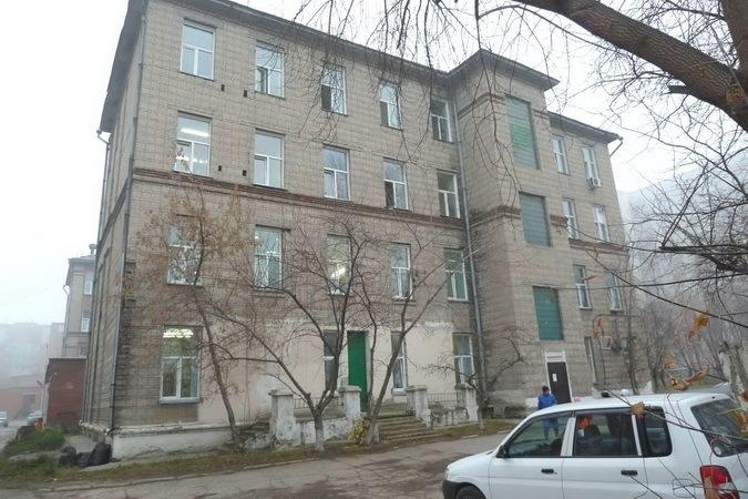 Городская поликлиника восстановительного лечения