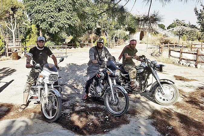 Не имевших ничего у себя на родине легко подкупить насказку о безбедной и красивой жизни в ИГ.
