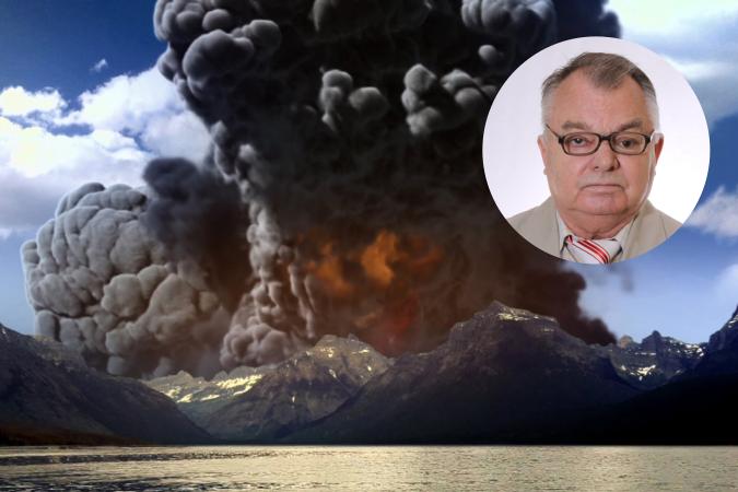 Некоторые ученые предсказали, что Йеллоустонский кратер в Северной Америке может «ожить».