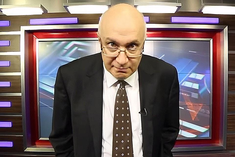 Радиоведущий Матвей Ганапольский не ожидал, что политика властей не пользуется популярностью у населения