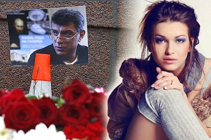 Прилетевшая накануне в Москву из Украины Дурицкая отлично знала куда в указанное время надо привести Немцова. Все было спланировано.