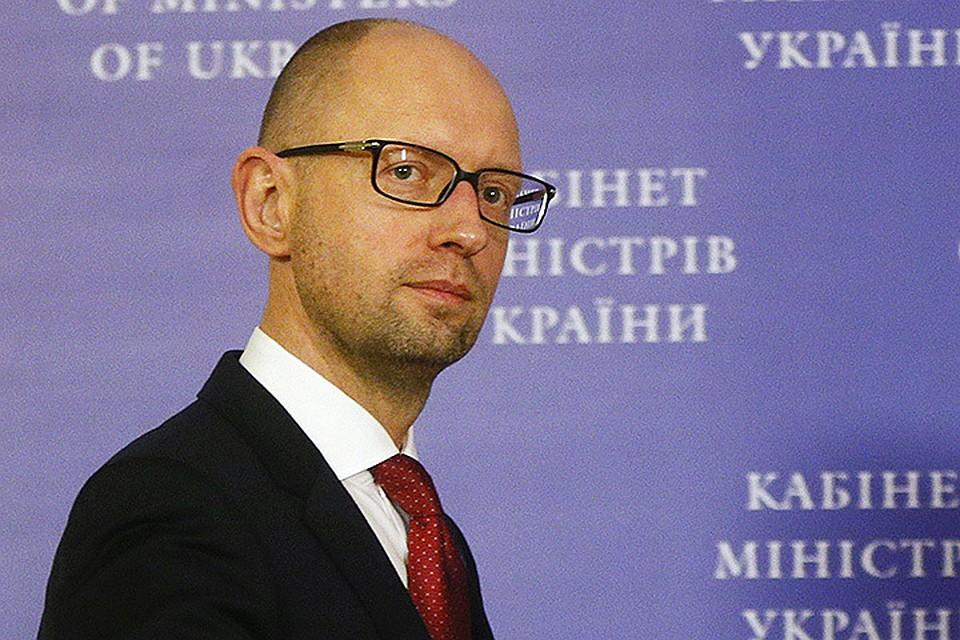 Премьер-министр Украины Арсений Яценюк нашел альтернативу транзиту через Россию. Правда, далеко не самую удобную...