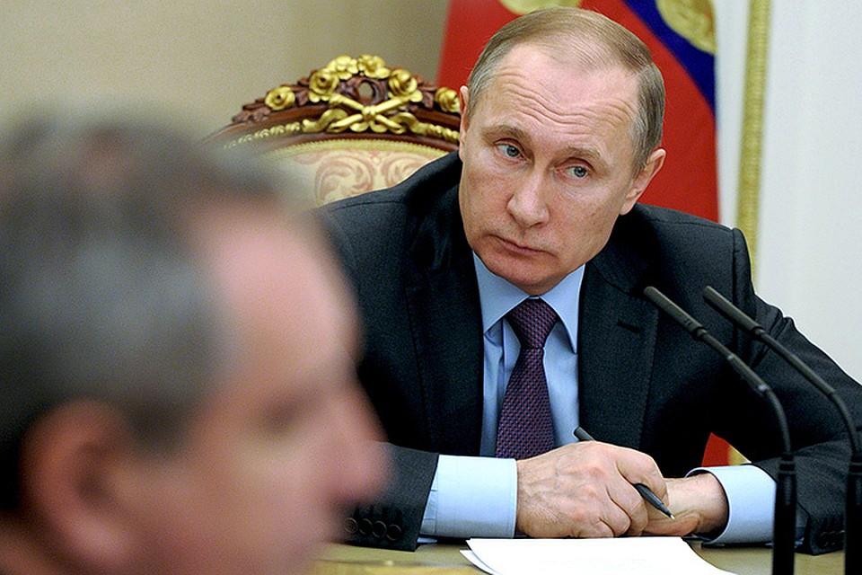 Необходимо вовремя реагировать, а при необходимости и изолировать от общества коррупционеров, - буквально увещевал участников совета Владимир Путин