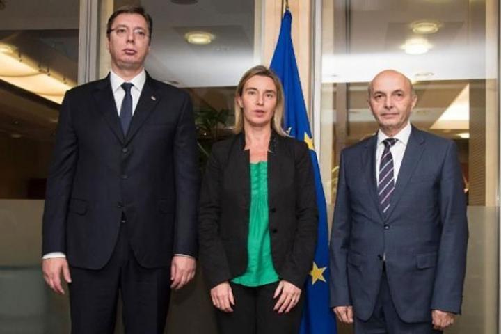 Именно от переговоров с Приштиной будет зависеть степень успешности Белграда в процессе евроинтеграции страны. Фото: koreni.rs